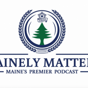 Talking Maine Hiking with Triple Crown Hiker Elysha Dyer on Mainely Matters Podcast