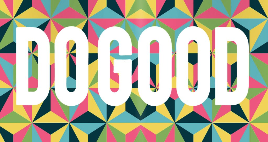 Do Good - Graphic image - design