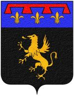 Sangiorgi coat of arms - color version
