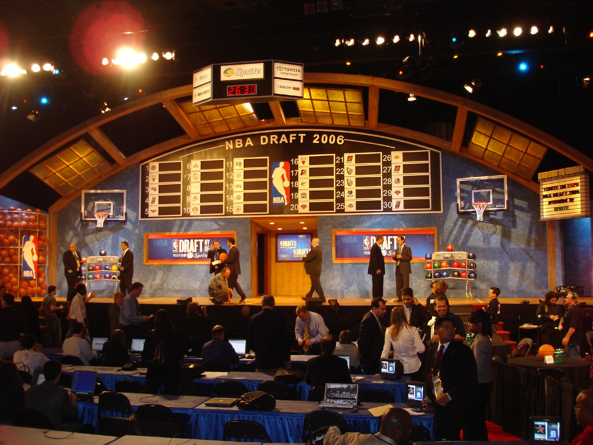 how to fix the nba draft lottery