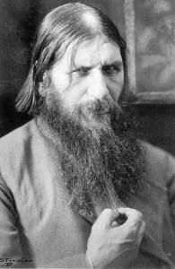The real Rasputin.