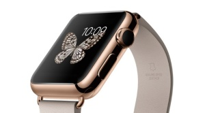 apple edition watch gold