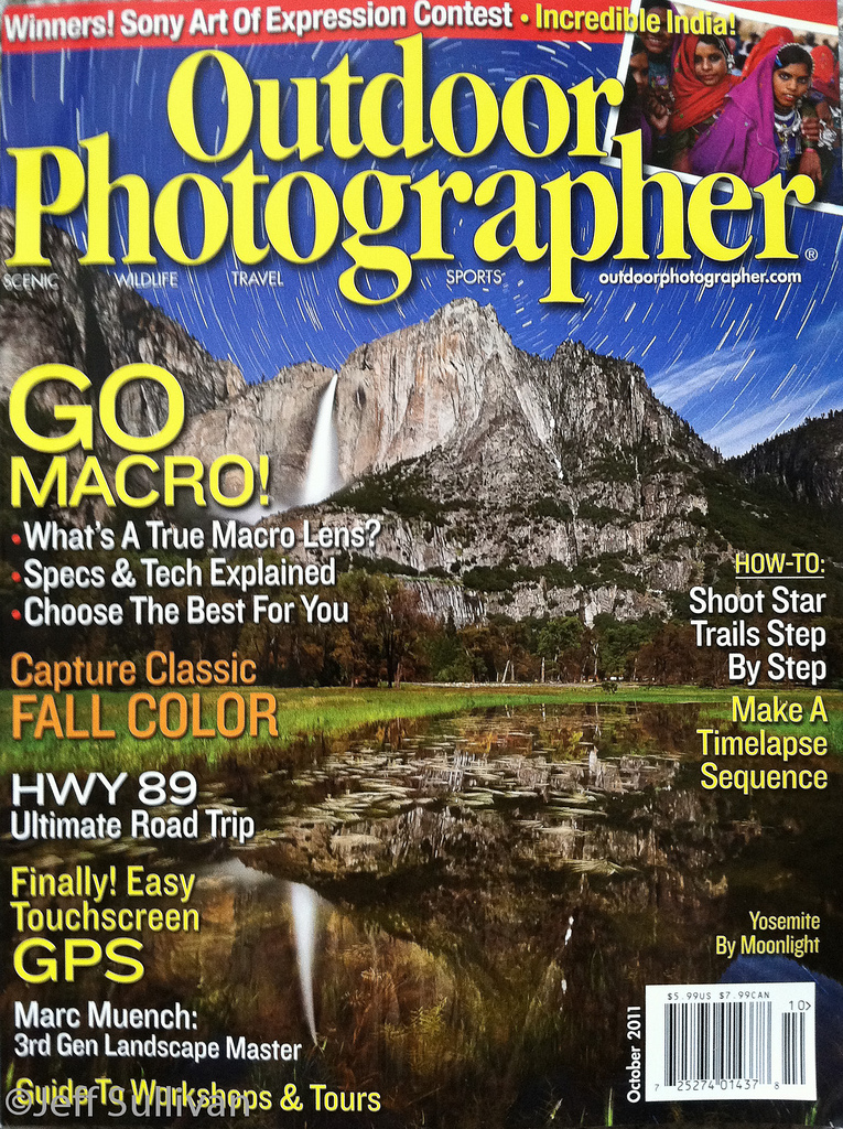 Yosemite Workshops - Jeff Sullivan PhotographyJeff Sullivan