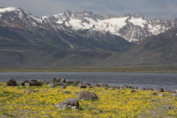 Eastern Sierra landscape photography workshops