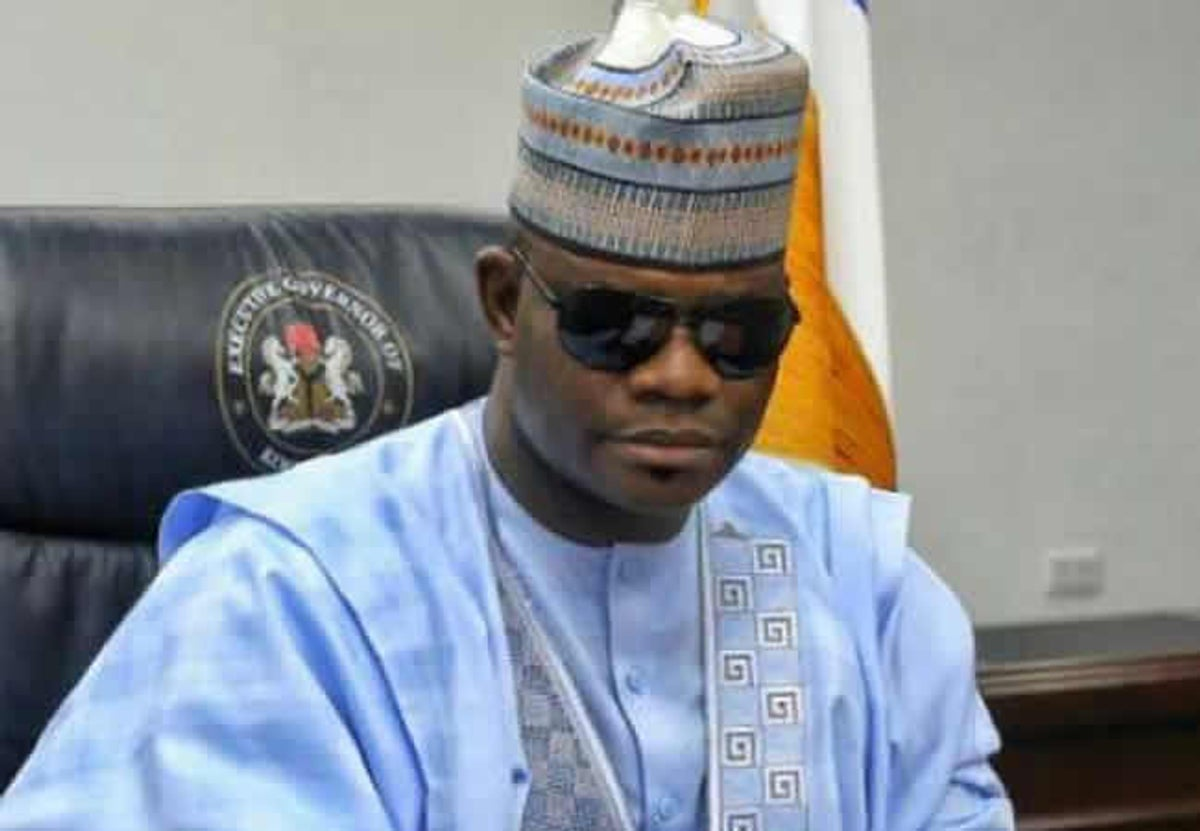 BREAKING: Supreme Court Upholds Yahaya Bello's Re-Election