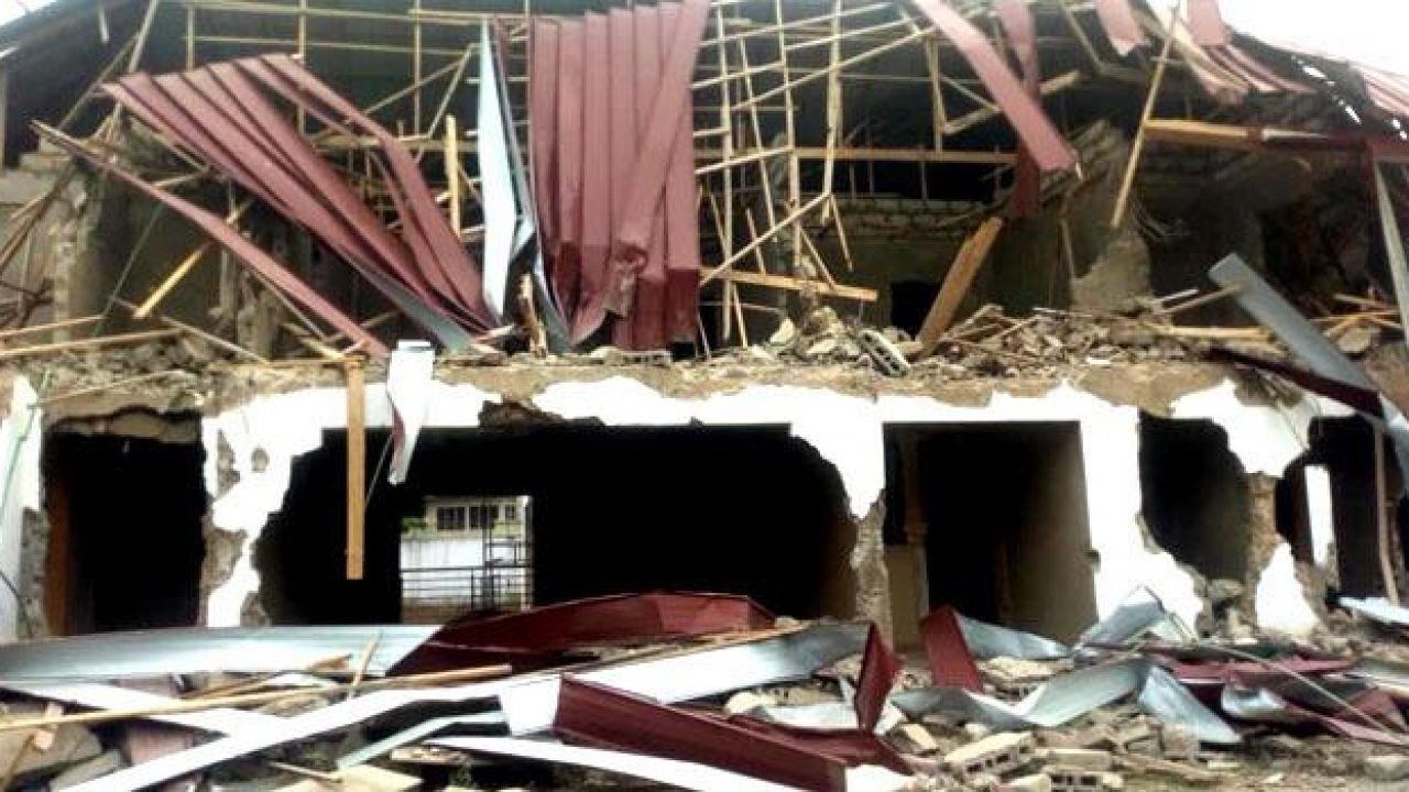 Nigerian Government Summons Ghana High Commission Over Demolition of Embassy in Ghana