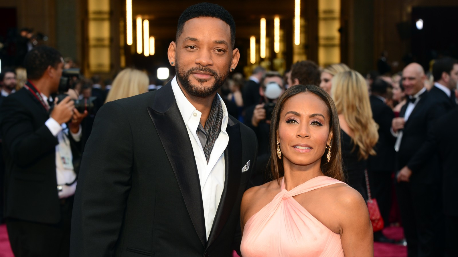 """Yes It Happened""Jada Pinkett Smith Says Of Her Romance With August Alsina"