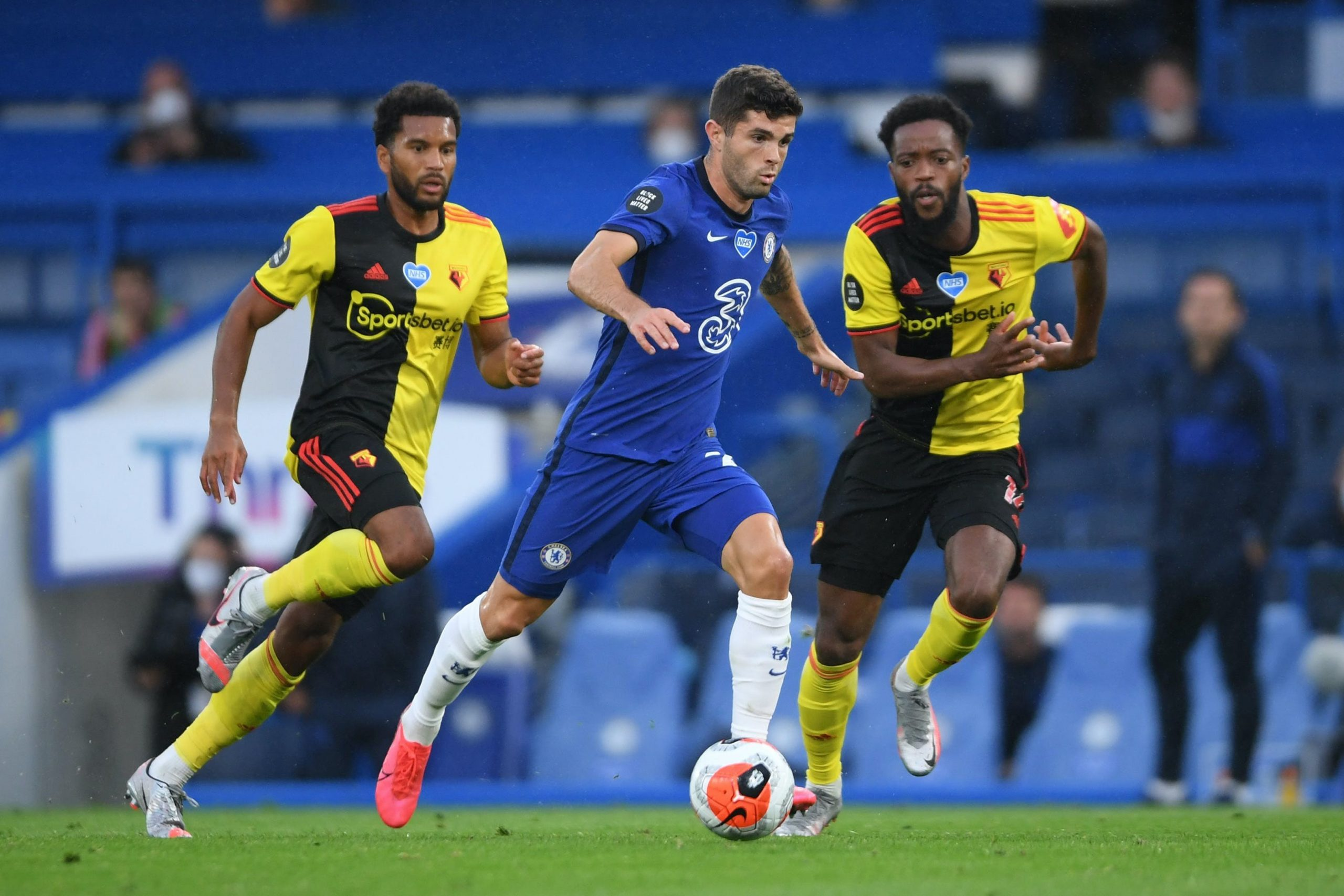 Chelsea Return to Champions League Place After Crushing Watford 3-0