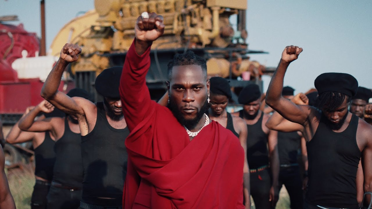 Video: Burna Boy – Monsters You Made (ft Chris Martin)
