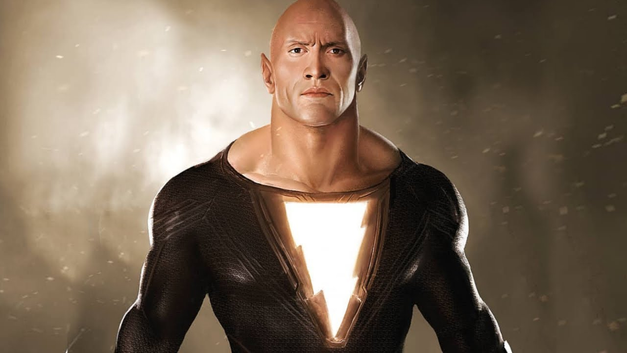 Watch The Teaser of DC's Latest Villain, Black Adam