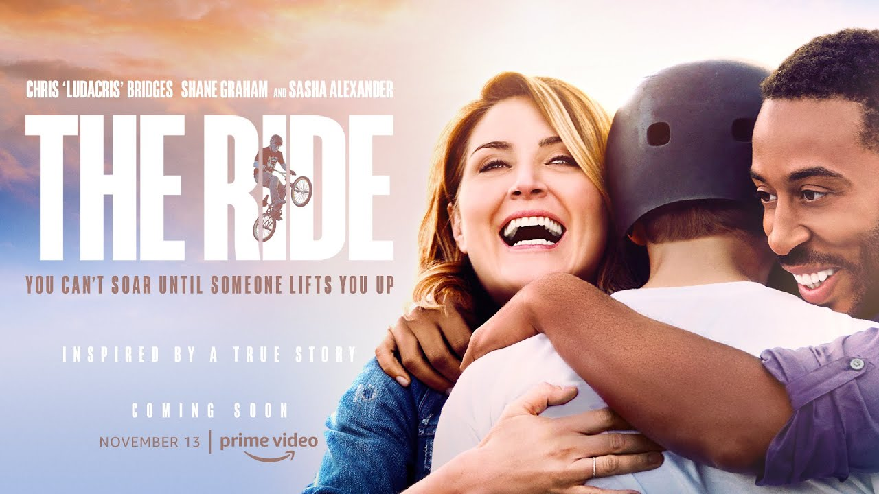 Movie Trailer: Ludacris Stars in 'The Ride'