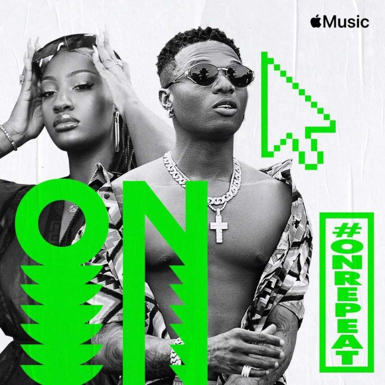 Wizkid & Tems' Summer Joint, 'Essence' Enters Apple Music US Top 10