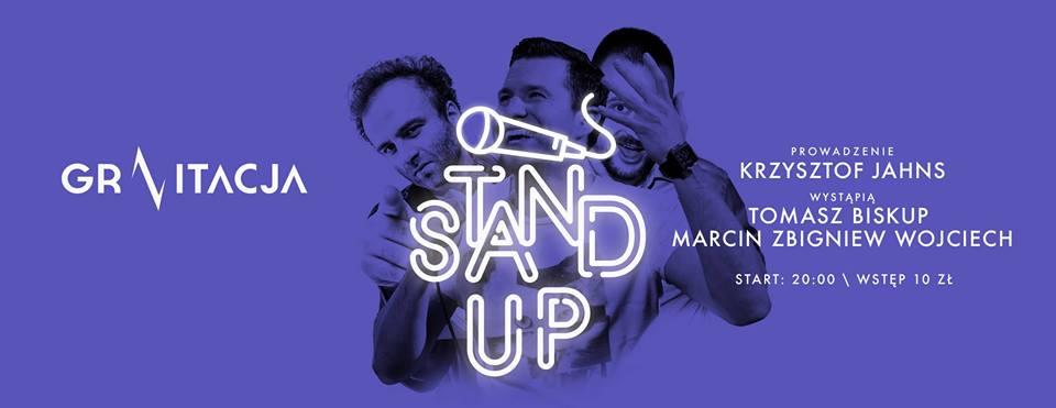 stand up w grawitacji