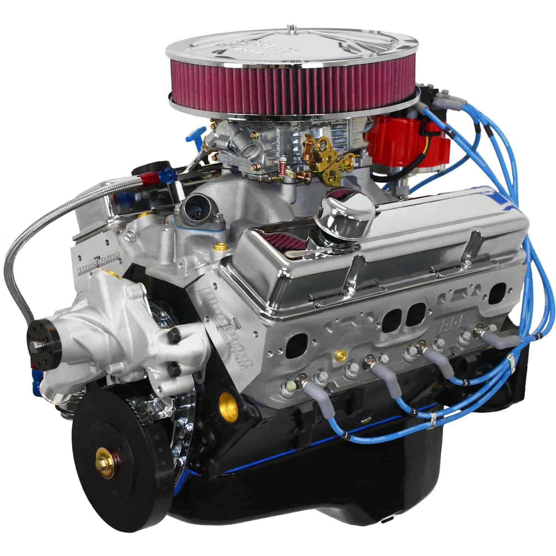 Blueprint Engines Bp38313ctc1d Sbc 383ci Dress Engine