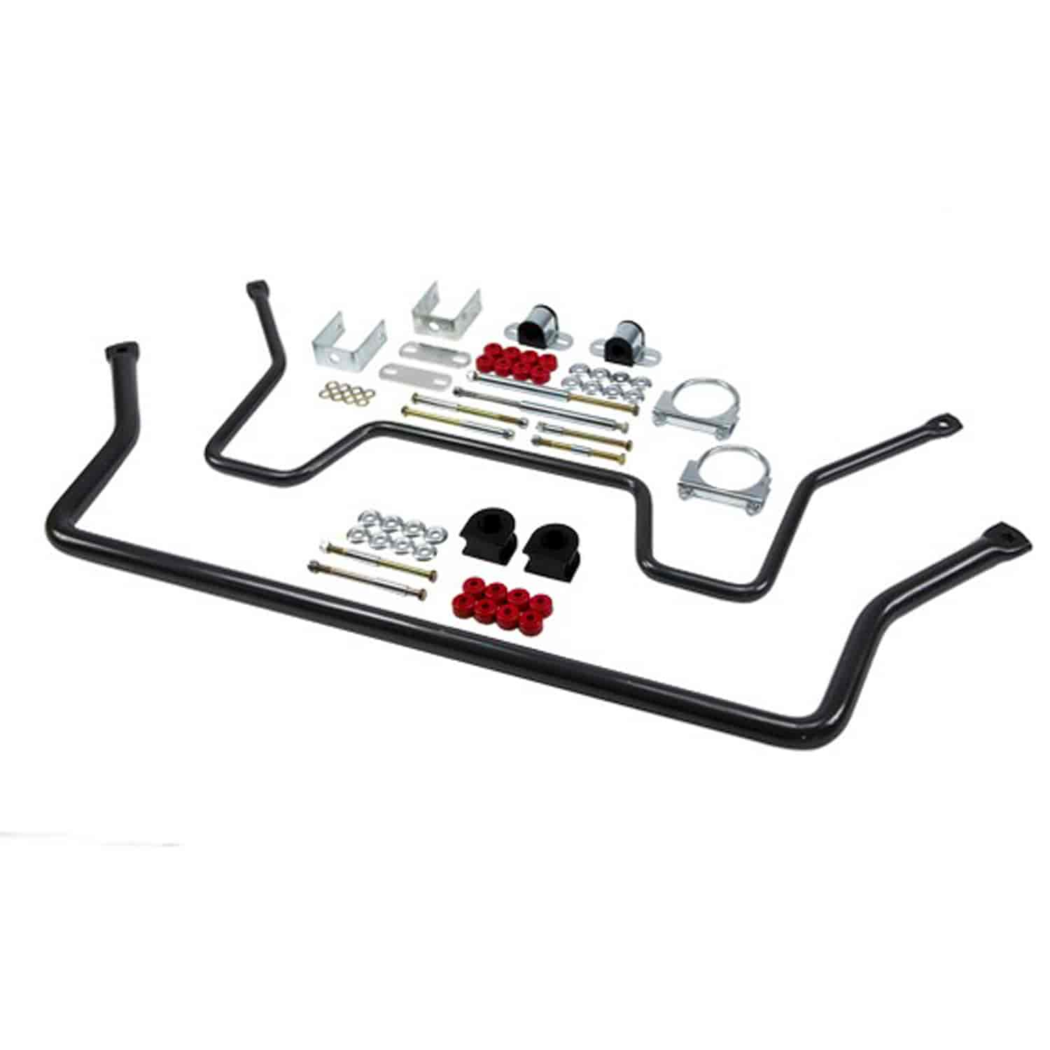 Belltech Front Rear Sway Bar Kit For Gm Astro Safari 2wd
