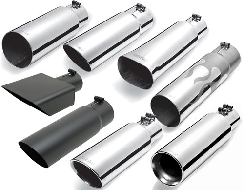 gibson elite stainless steel exhaust