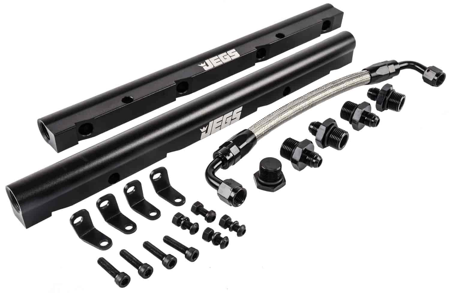 Jegs Efi Fuel Rails For Ls1 And Ls6 Factory Intakes