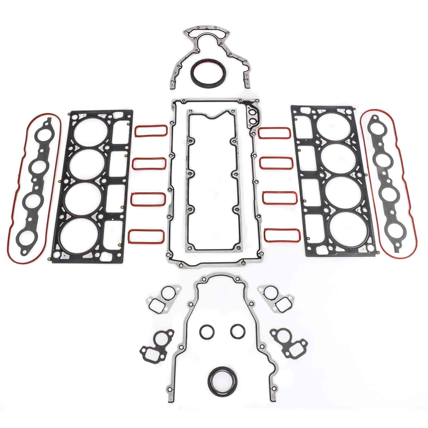 Jegs K1 Gasket Kit Upper And Lower For Gm Ls1 Ls2