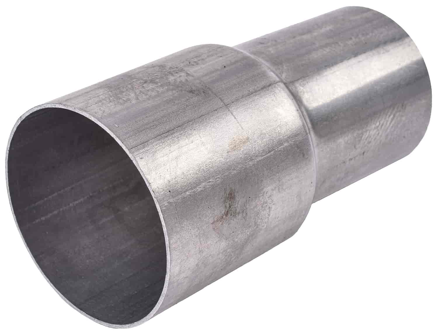 jegs slip on exhaust pipe adapter 2 1 2 od to 3 in od