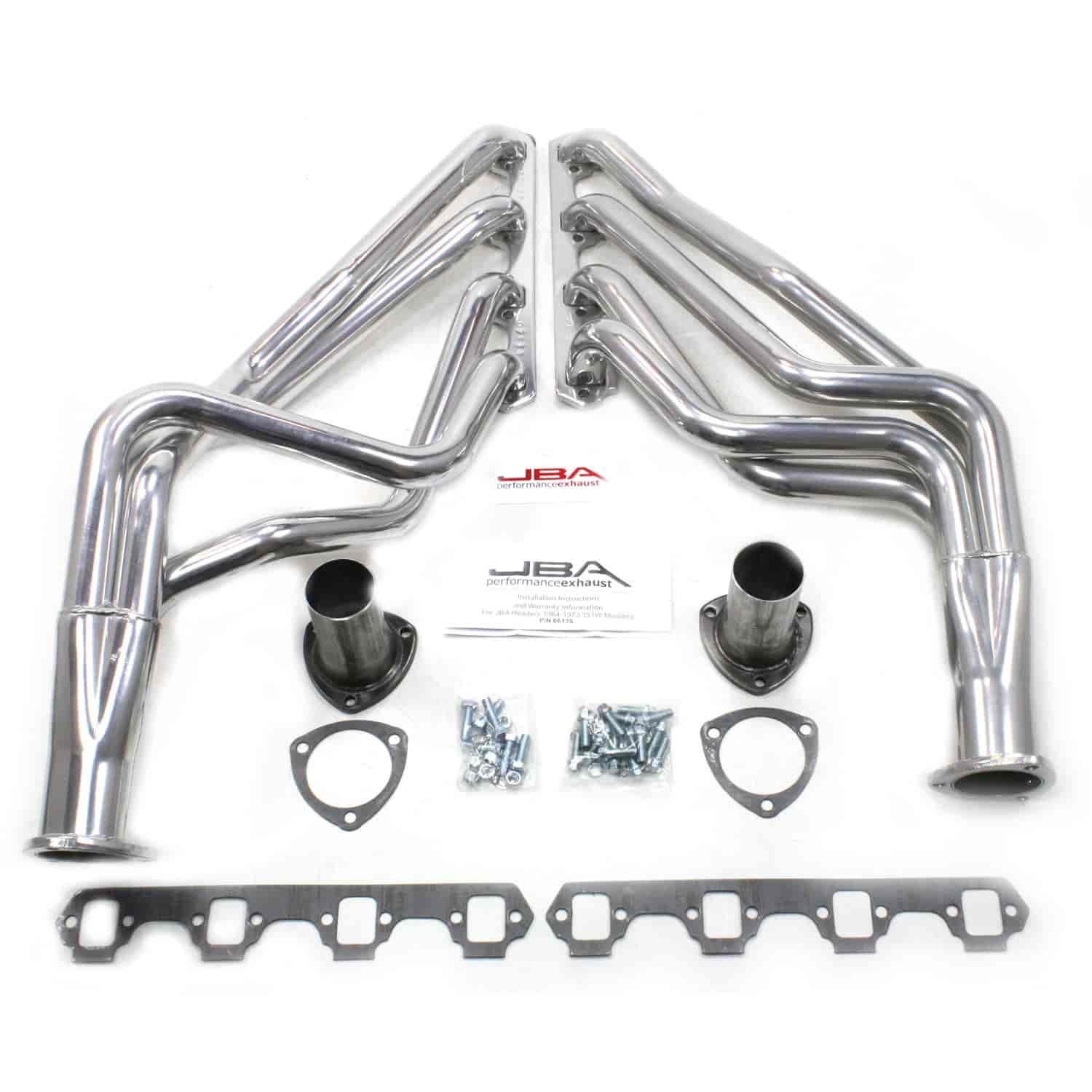 Jba Sjs Long Tube Headers 73 Mustang 351w