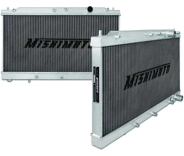 Mishimoto Mitsubishi Eclipse X Line Performance Aluminum Radiator Mfg Part No Mmrad Ecl 90x