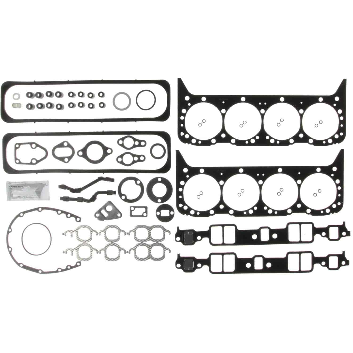 Clevite Mahle Hs Vn Head Gasket Set Chevy
