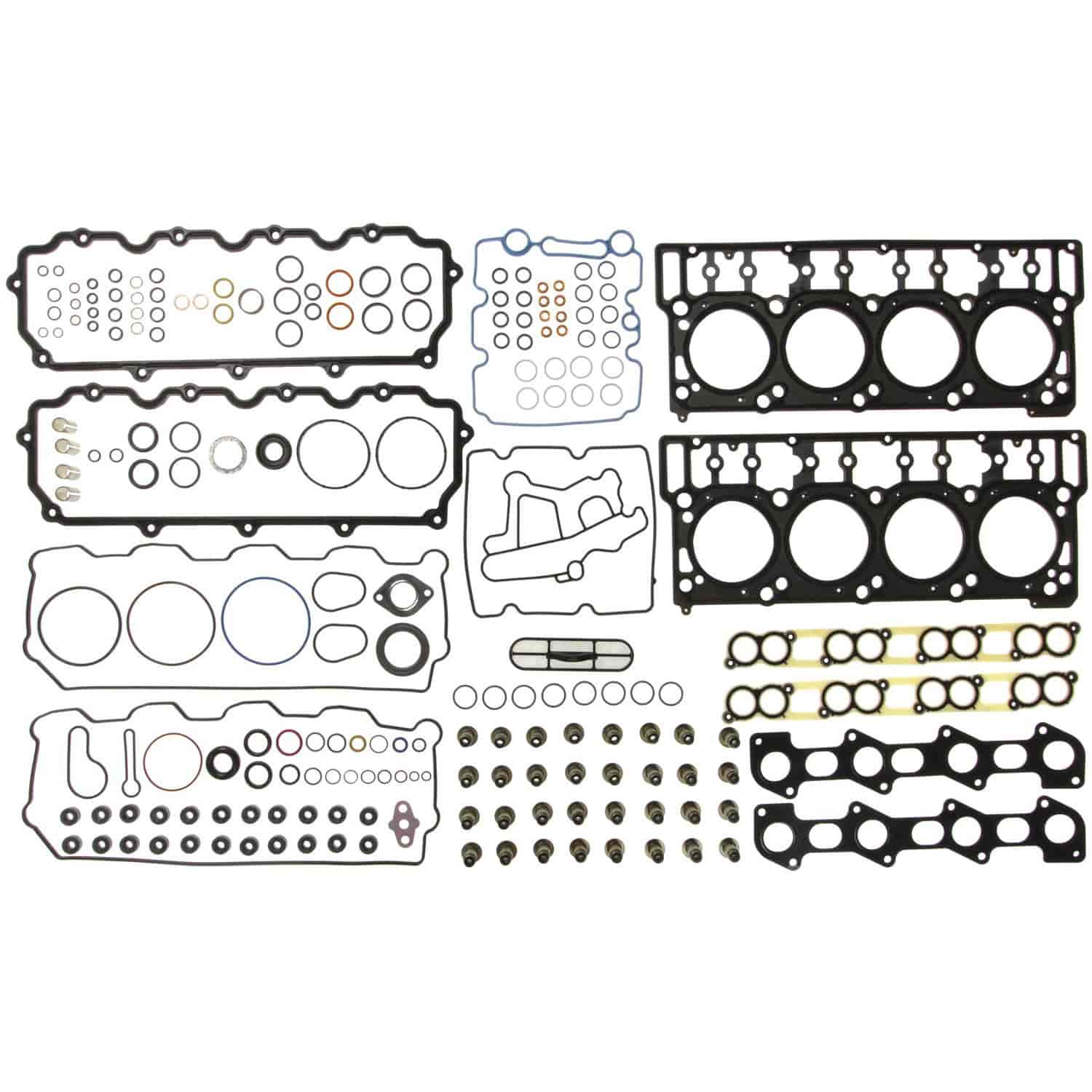 Clevite Mahle Hs Head Gasket Set Ford Navistar Powerstrokesel V8 6 0l With