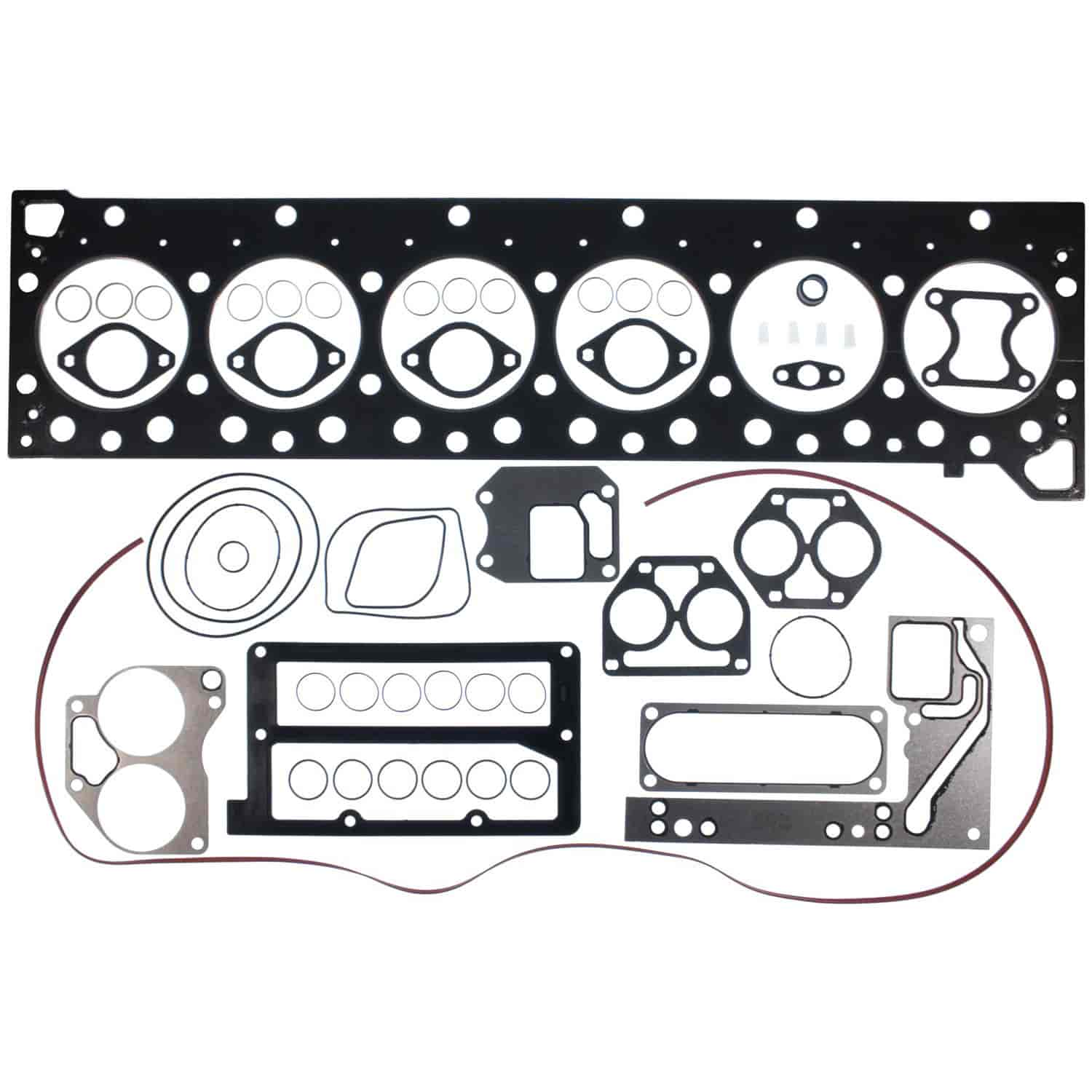 Clevite Mahle Hs Head Set For Cummins Isx Cylinder
