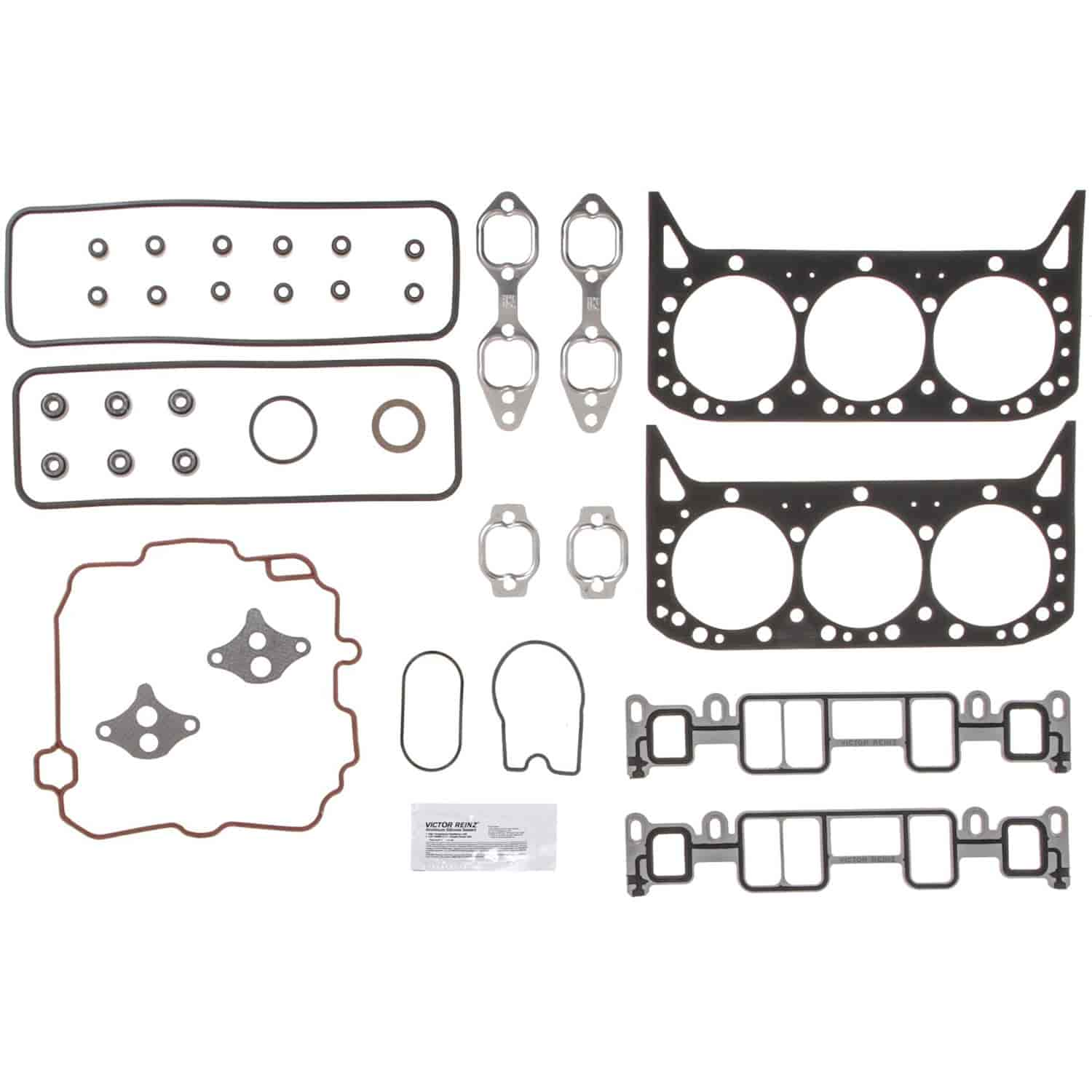 Clevite Mahle Hs F Head Set Gm Trk 4 3l Vortec W Plenum Gaskets Included