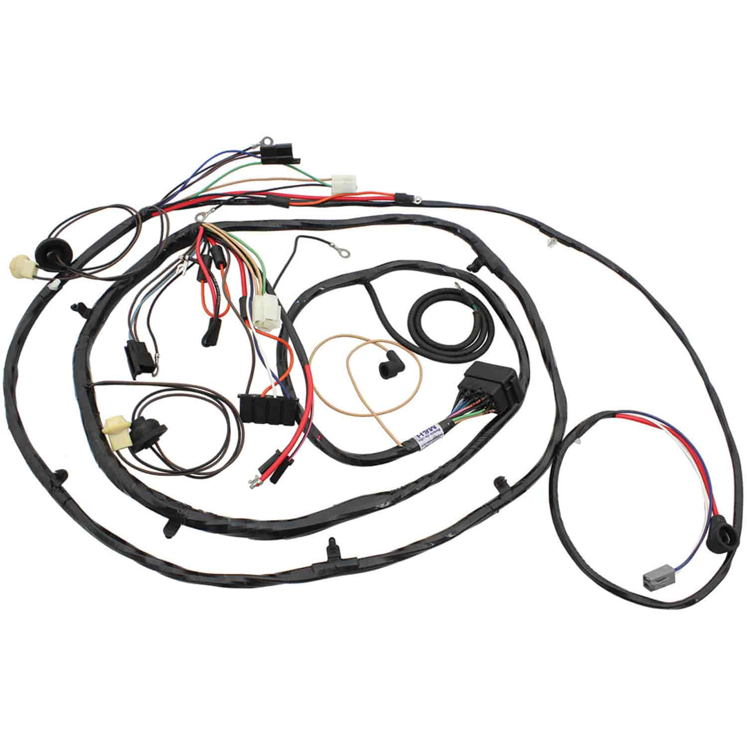 Restoparts Wiring Harness Forward Lamp Monte