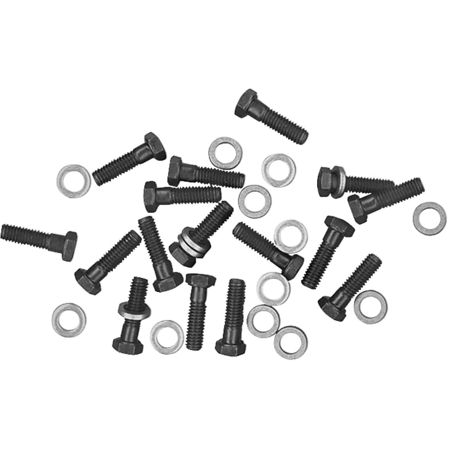 Restoparts 38ex000 Small Block Exhaust Manifold Bolts