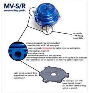 TiAL Sport MVR 44mm Wastegates | JEGS