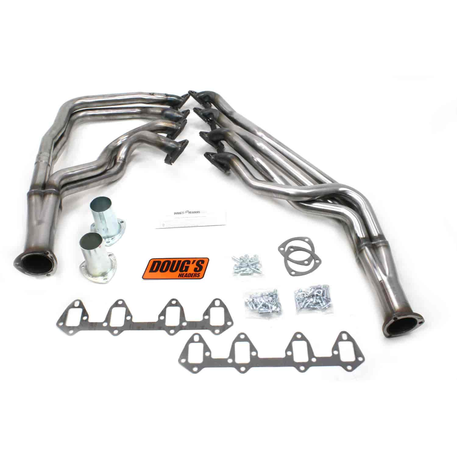 Doug S Headers D625 R Uncoated Raw Headers Ford