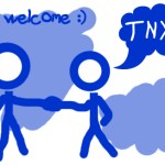 Advertisers and Bloggers are saying TNX to everyone!