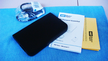 Western Digital Passport 2