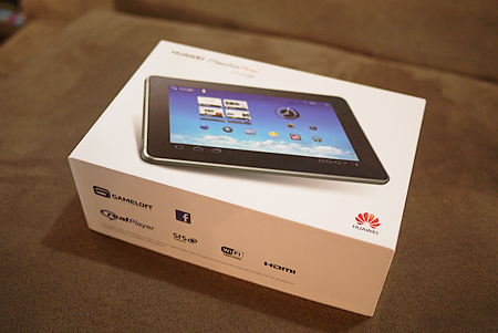 Huawei Mediapad photo