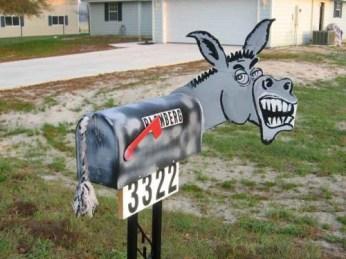 donkey_mailbox