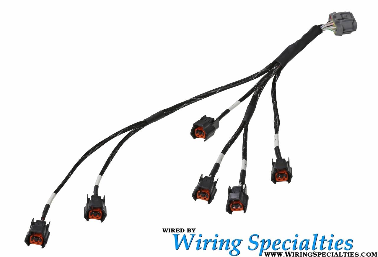 350z Wiring Harness