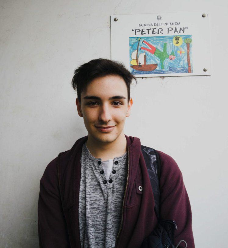March Portrait