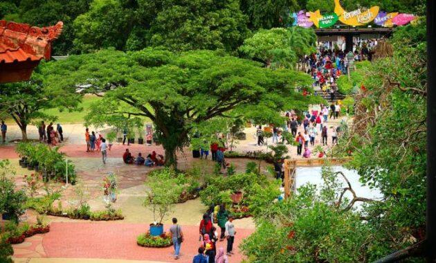Taman Wisata Mekarsari - Bogor