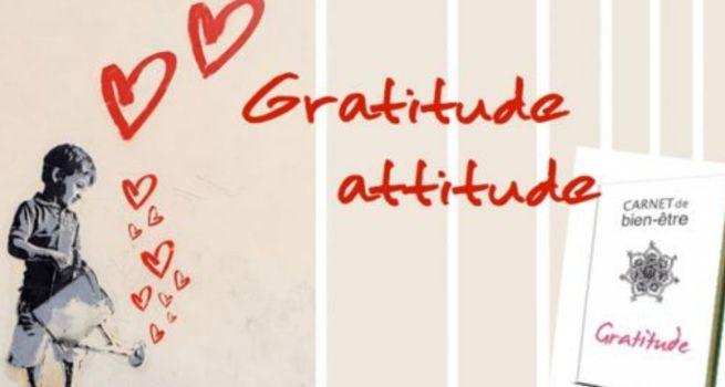 Devenir reconnaissant