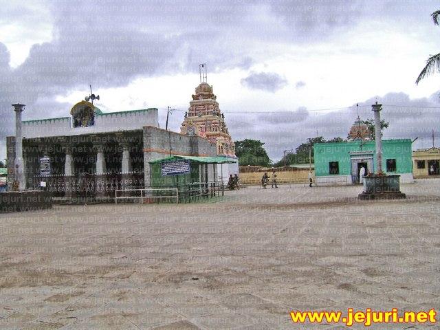 mrunmailar temple