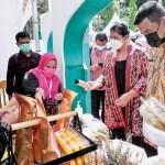 Buka Pameran Tanaman Hias, Wali Kota Medan: Ibu-ibu Jangan Hanya Ngerumpi