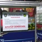 Kesadaran Pelaku Usaha di Medan Terapkan PPKM Mikro Rendah