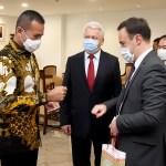 Pemprov Sumut Buka Peluang Kerja Sama dengan Belarusia