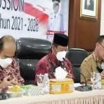 Plt Wali Kota Tanjungbalai Buka FGD Verifikasi Rencana Perangkat Daerah 2021 - 2026