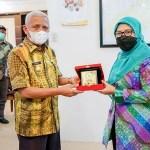 Bupati Asahan terima Audensi Asosiasi Pemerintah Kabupaten