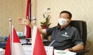 HUT Medan ke-431, Ketua DPRD Ingatkan Waspada Covid-19 dan Narkoba