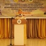 Sekda Asahan Hadiri Sosialisasi Program Gerakan Tiga Kali Lipat Ekspor (Gratieks) 2024
