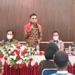 Wakil Bupati Karo Rakor Solusi Masalah di Kecamatan Merdeka